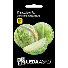 Капуста белокочанная Пандион F1 /100 семян/ *LedaAgro*