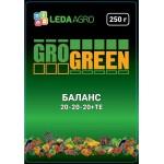 Удобрение Баланс NPK 20-20-20 /250 г/ *Gro Green*