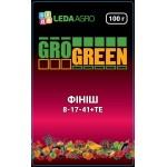 Удобрение Финиш NPK 8-17-41 /100 г/ *Gro Green*