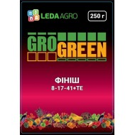 Удобрение Финиш NPK 8-17-41 /250 г/ *Gro Green*