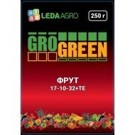 Удобрение Фрут NPK 17-10-32 /250 г/ *Gro Green*