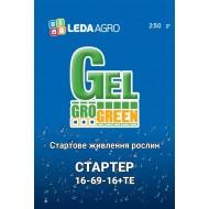 Удобрение-гель Стартер NPK 16-69-16+ТЕ /250 г/ *Gro Green*