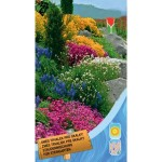Смесь многолетних растений для альпийских горок /0,5 г/ *Moravoseed*