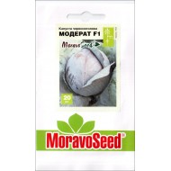 Капуста краснокочанная Модерат F1 /20 семян/ *Moravoseed*
