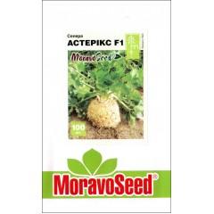 Сельдерей корневой Астерикс F1 /100 семян/ *Moravoseed*