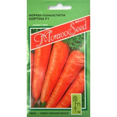 Морковь Кортина F1 /2 г/ *Moravoseed*