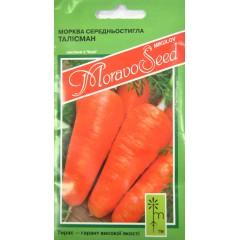 Морковь Талисман /2 г/ *Moravoseed*