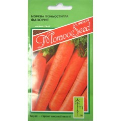 Морковь Фаворит /2 г/ *Moravoseed*