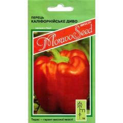 Перец сладкий Калифорнийское чудо /0,4 г/ *Moravoseed*