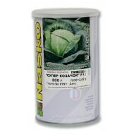Капуста белокочанная Супер Казачок F1 /0,5 кг семян/ *Наско*