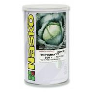 Капуста белокочанная Пэрлына F1 /0,5 кг семян/ *Наско*
