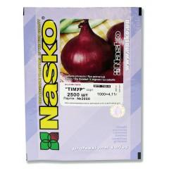 Лук Тимур /2.500 семян/ *Наско*