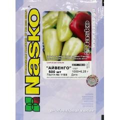 Перец сладкий Айвенго /500 семян/ *Наско*