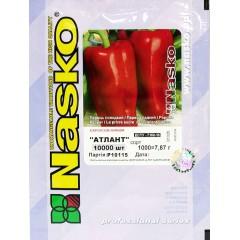 Перец сладкий Атлант /10.000 семян/ *Наско*