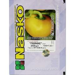 Перец сладкий Гелиос /250 семян/ *Наско*