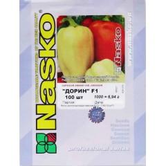 Перец сладкий Дорин F1 /100 семян/ *Наско*