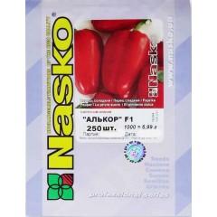 Перец сладкий Алькор F1 /250 семян/ *Наско*