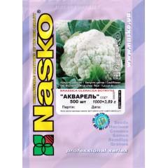 Капуста цветная Акварель /500 семян/ *Наско*