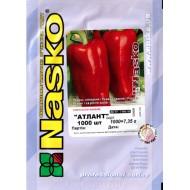 Перец сладкий Атлант /1.000 семян/ *Наско*