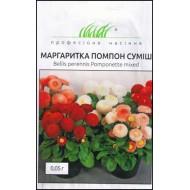 Маргаритка Помпон смесь /0,05 г/ *Профессиональные семена*