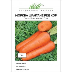 Морковь Шантане Ред Кор /10 г/ *Профессиональные семена*