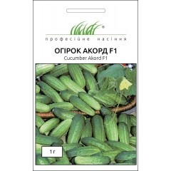 Огурец Акорд F1 /20 семян/ *Профессиональные семена*