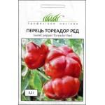 Перец сладкий Тореадор Ред /0,2 г/ *Профессиональные семена*