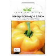 Перец сладкий Тореадор Еллоу /0,2 г/ *Профессиональные семена*