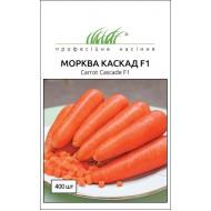 Морковь Каскад F1 /400 семян/ *Профессиональные семена*