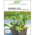Удобрение ТЕРРАФЛЕКС-СТАРТ для рассады с биостимулятором /25 г/ *Профессиональные удобрения*
