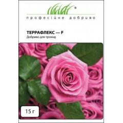 Удобрение ТЕРРАФЛЕКС-F для роз /15 г/ *Профессиональные удобрения*