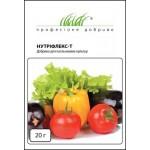 Удобрение НУТРИФЛЕКС-T для паслёновых культур /20 г/ *Профессиональные удобрения*