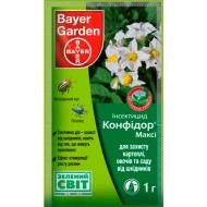 Инсектицид Конфидор Макси (ТМ Прованто Макси) /1 г/ *Bayer*