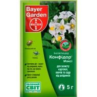 Инсектицид Прованто Макси (ранее Конфидор Макси, Bayer) /5 г/ *SBM*
