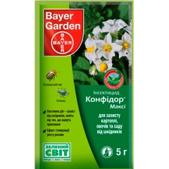 Инсектицид Конфидор Макси (ТМ Прованто Макси) /5 г/ *Bayer*
