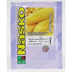 Кукуруза сахарная Nasko Zea 80/24 F1 /2.000 семян/ *Наско*