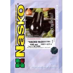 Баклажан Наско № 2011 F1 /100 семян/ *Наско*