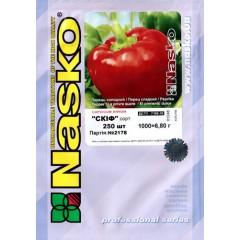 Перец сладкий Скиф /250 семян/ *Наско*