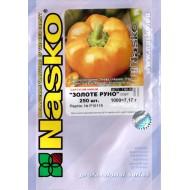 Перец сладкий Золотое руно /250 семян/ *Наско*