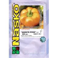 Перец сладкий Золотое руно /500 семян/ *Наско*