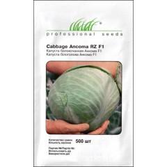 Капуста белокочанная Анкома F1 /500 семян/ *Профессиональные семена*