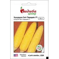 Кукуруза сахарная Свит Парадайз F1 /20 семян/ *Садыба Центр*