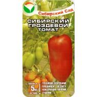 Томат Сибирский гроздевой /20 семян/ *СибСад*