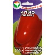 Перец сладкий Клио /15 семян/ *СибСад*