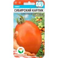 Томат Сибирский карлик /20 семян/ *СибСад*