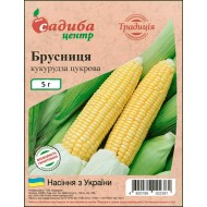 Кукуруза сахарная Брусница /5 г/ *Традиция*