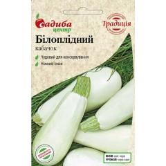 Кабачок Белоплодний /2 г/ *Традиция*