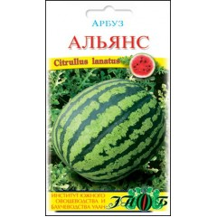 Арбуз Альянс /50 семян/ *Солнечный Март*