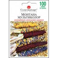Кукуруза сахарная Монтана Мультиколор /100 семян/ *Солнечный Март*