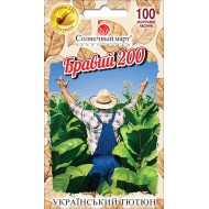 Табак курительный Бравый 200 /0,1 г/ *Солнечный Март*